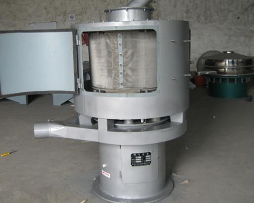 立式氣流篩