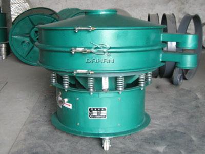 DH-800型移動式振動篩分機