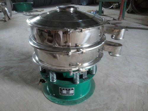 DH-400小型振動篩分機