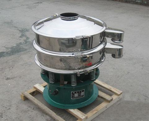 煤焦油振動篩分機