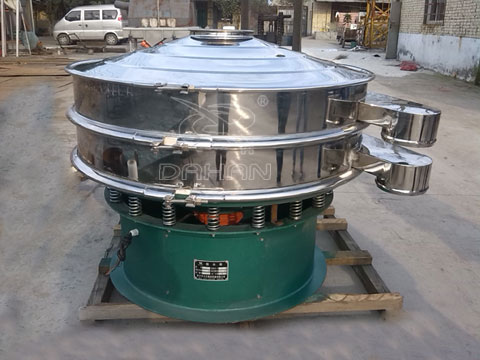 DH-1500型振動篩分機