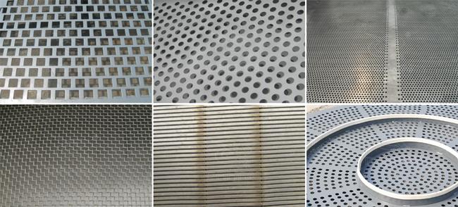 振动筛筛板类型
