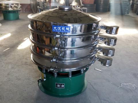 DH-800-3S振動篩分機