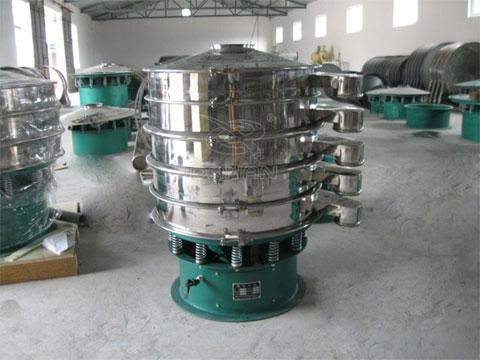 DH-1200-4S振動篩分機