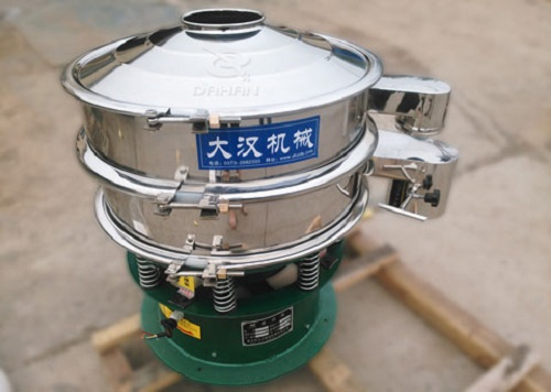 DH-600型振動篩分機