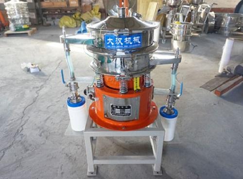 氣體保護篩分機