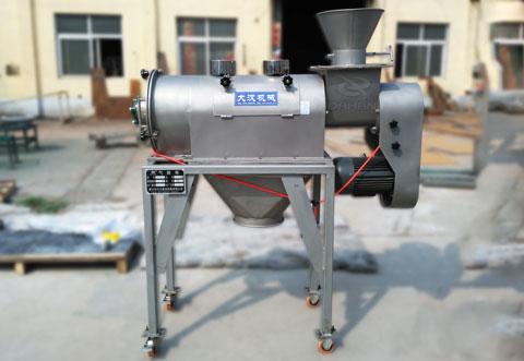 WQS18-65臥式氣流篩分機